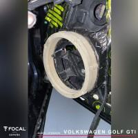 Focal Utopia Vw Golf 6 GTI