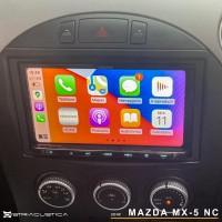 Mazda Mx-5 NC 2din auto rádio