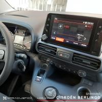 Citroën Berlingo sistema som Focal Helix
