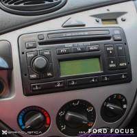 Ford Focus 2din Kenwood