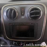 Auto-rádio Dacia Sandero