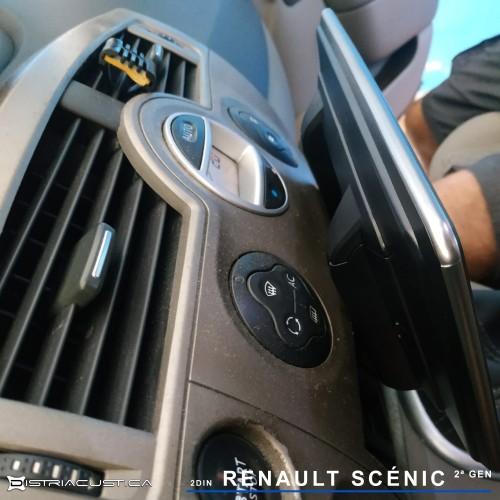 Alpine CarPlay Android Auto Renault Scénic