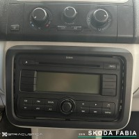 Auto rádio 2din Skoda Fabia