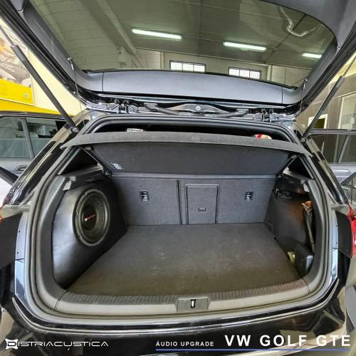 Sistema de som VW Golf GTE por Beleti