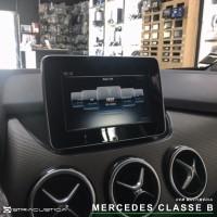 Mercedes Classe B câmera traseira