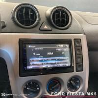 Auto-rádio Ford Fiesta mk5