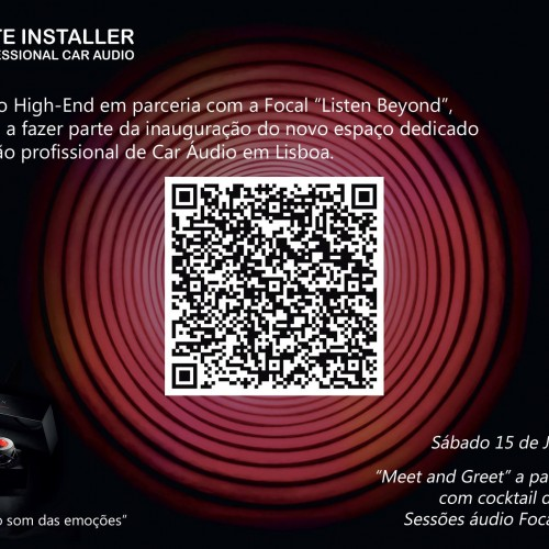 Professional car audio Lisboa