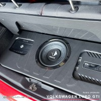 VW Lupo upgrade audio por Beleti Audio Design