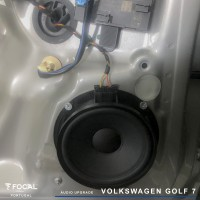 Colunas Focal Vw Golf 7
