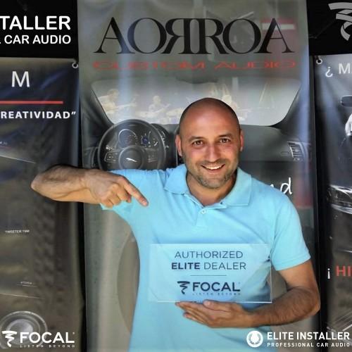 Conheçam a Aorroa - Focal Elite Installer