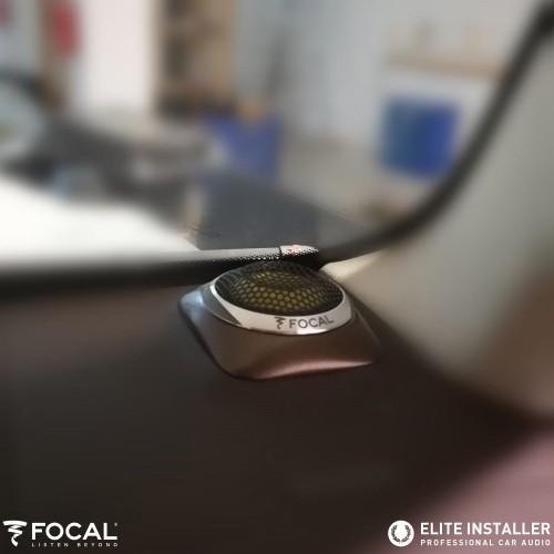Conheçam a Comercial Sound - Focal Elite Installer