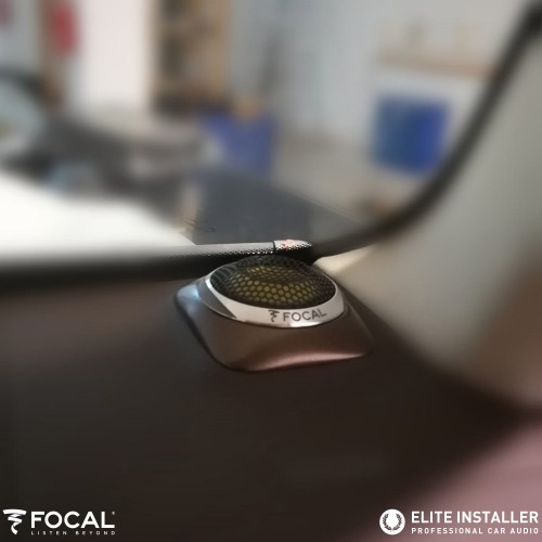 Focal car audio Barcelona