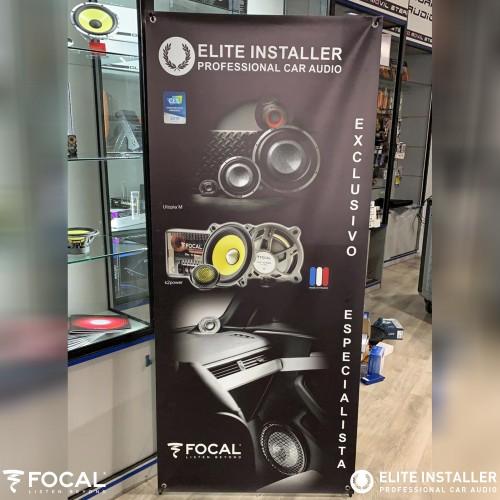 Conheçam a Stereomovil - Focal Elite Installer