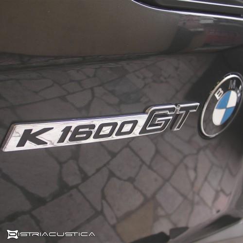Audio upgrade BMW 1600GT