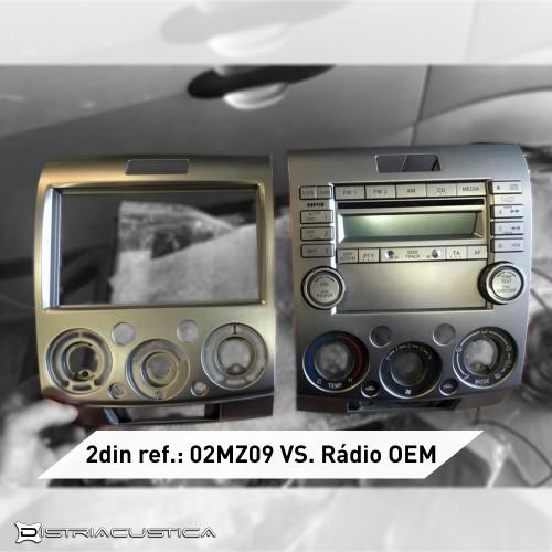 2Din Mazda BT-50