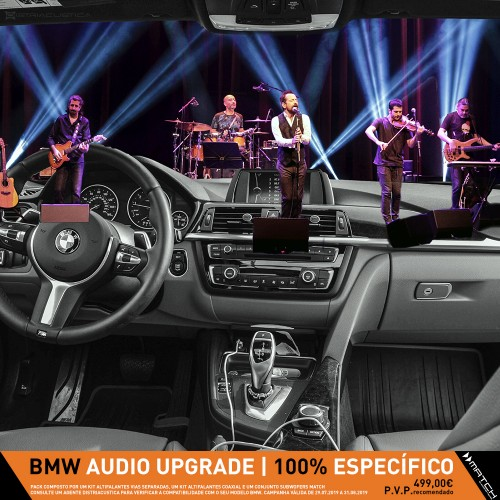 BMW Match Audio Upgrade