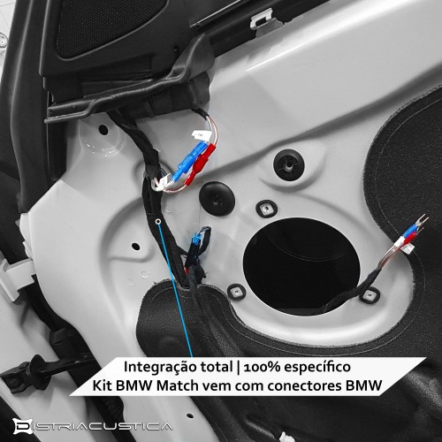 Audio Upgrade BMW 4 F33