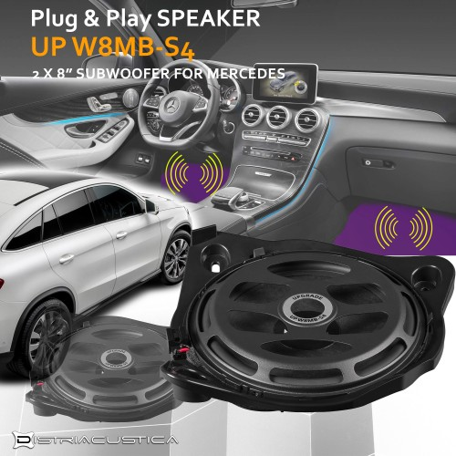 Audio Upgrade 100% Mercedes
