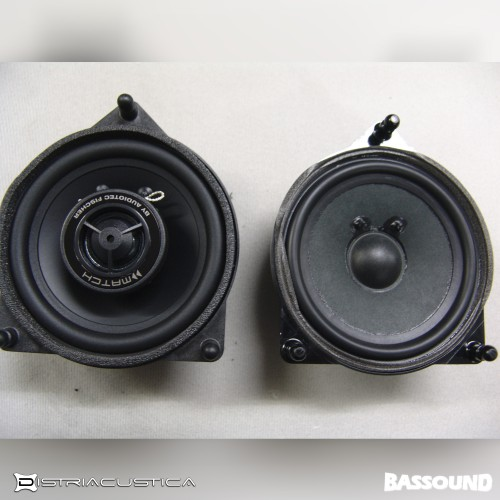 Audio upgrade Mercedes E C238