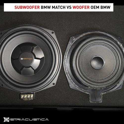 BMW M2 colunas