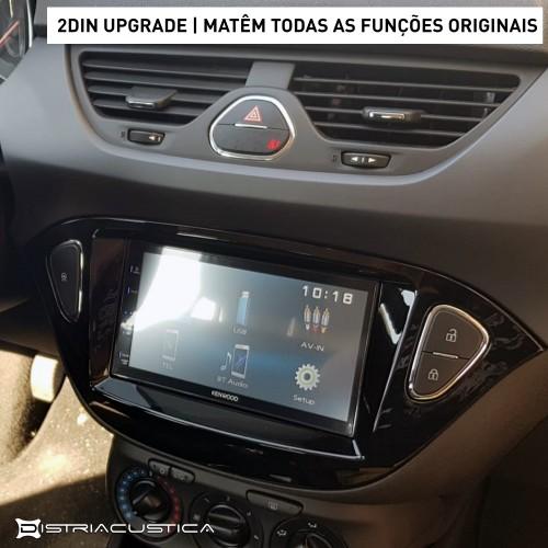 2din upgrade Opel Corsa E