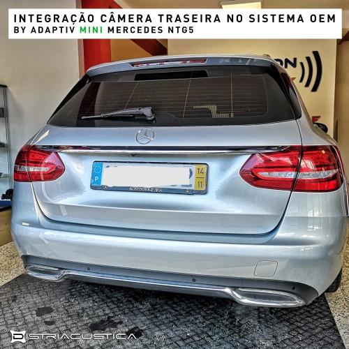 Mercedes Classe C câmera