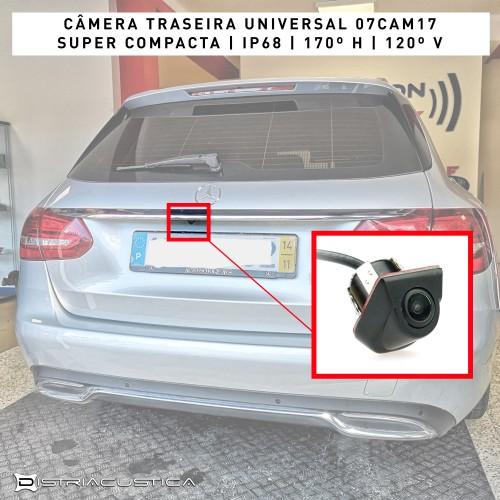 Câmera traseira Mercedes Classe C