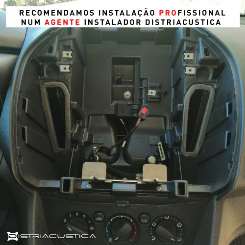 Ford Transit Connect 2din