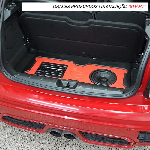 Audio upgrade Mini F56