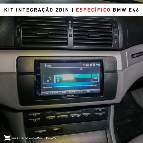 Bmw E46 2din