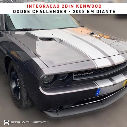Dodge Challenger 2din