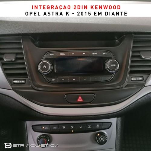 Rádio Opel Astra K
