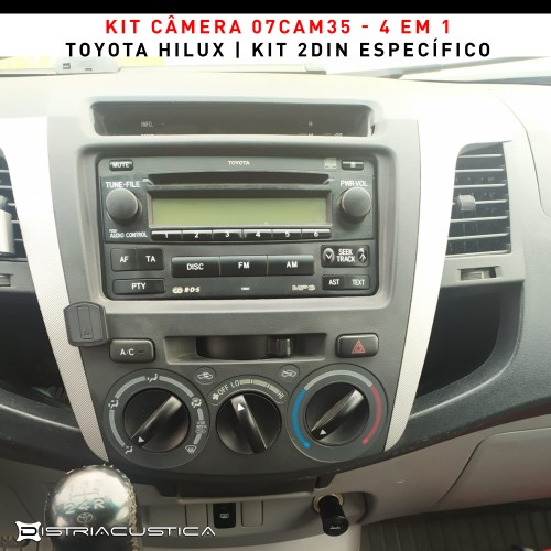 Toyota Hilux 2din