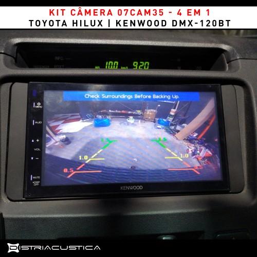 Toyota Hilux 2din