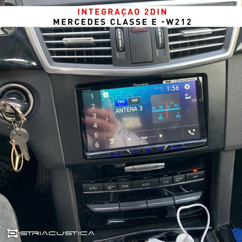 Mercedes Classe E w212 radio