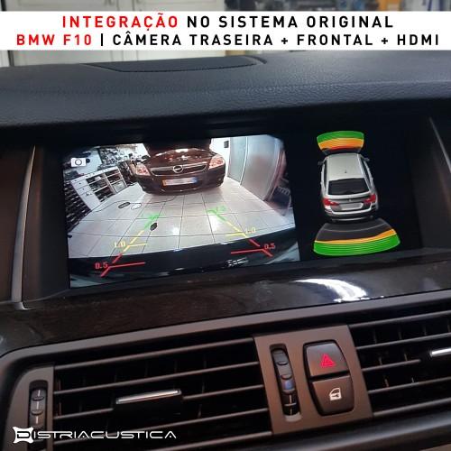 BMW F10 câmera