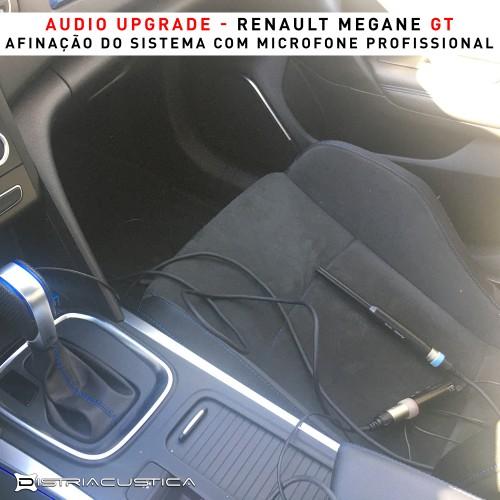 Renault Megane sistema som