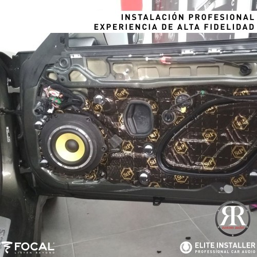 Porsche Carrera 4S audio upgrade