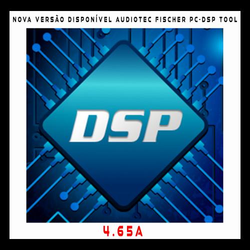 Audiotec Fischer DSP software