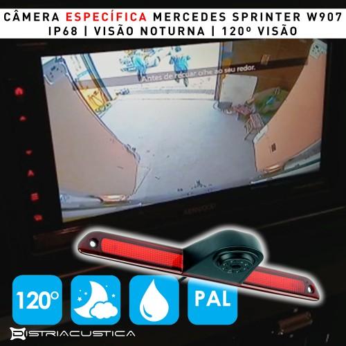 Mercedes Sprinter 2din