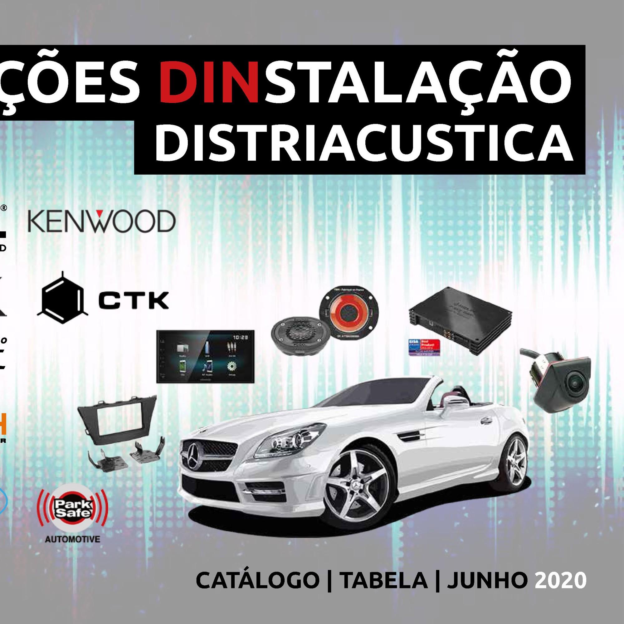Catalogo Distriacustica Junho 2020