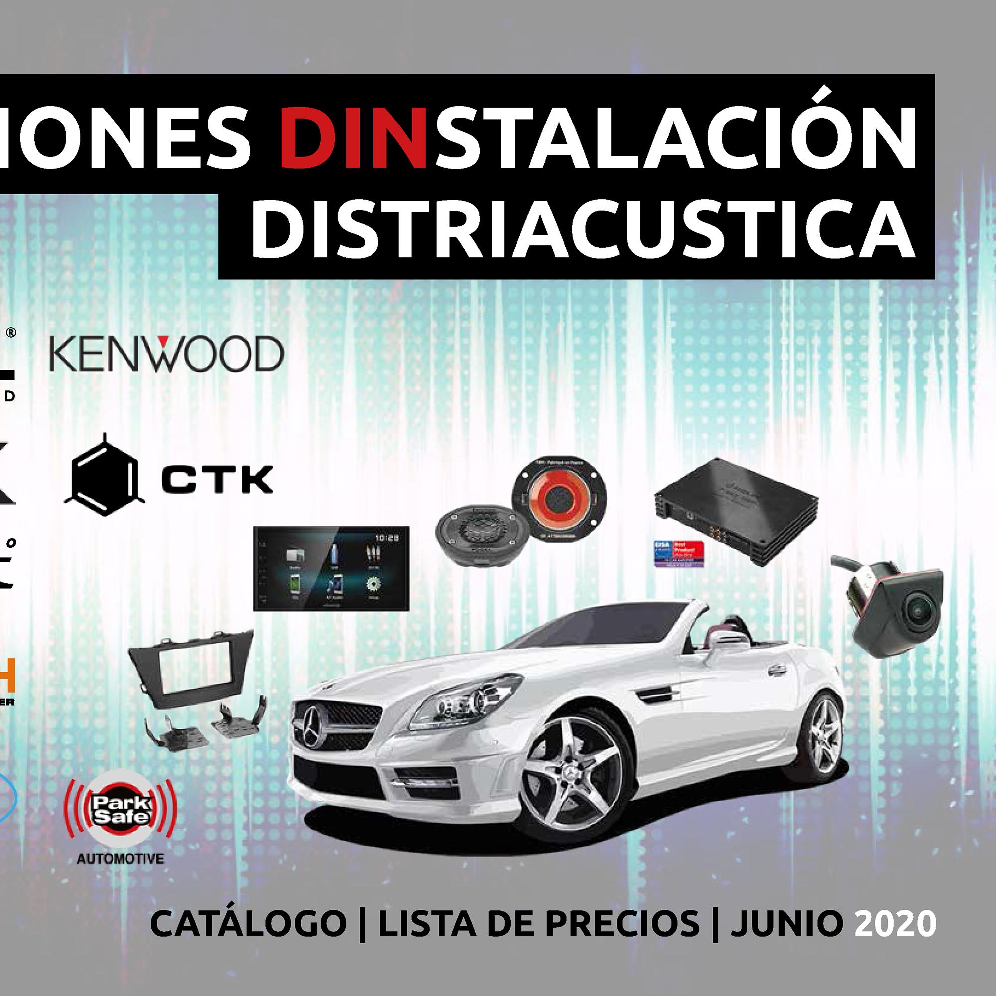 Catálogo Distriacustica junio 2020 España